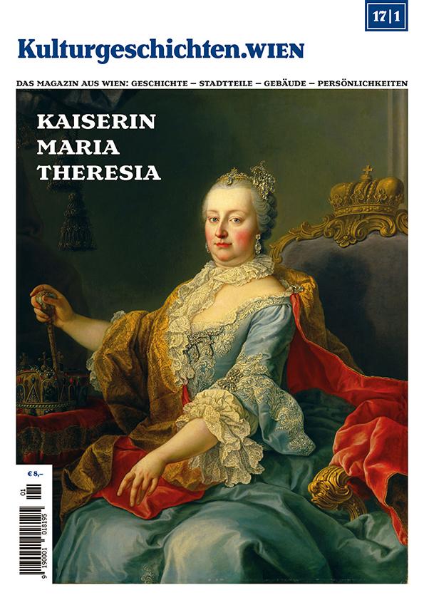 Titelseite der vierten Ausgabe mit dem Stephansdom